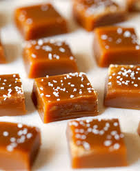 Naked Sea Salt Caramels