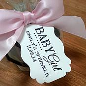 Custom Favor Tags & Bows